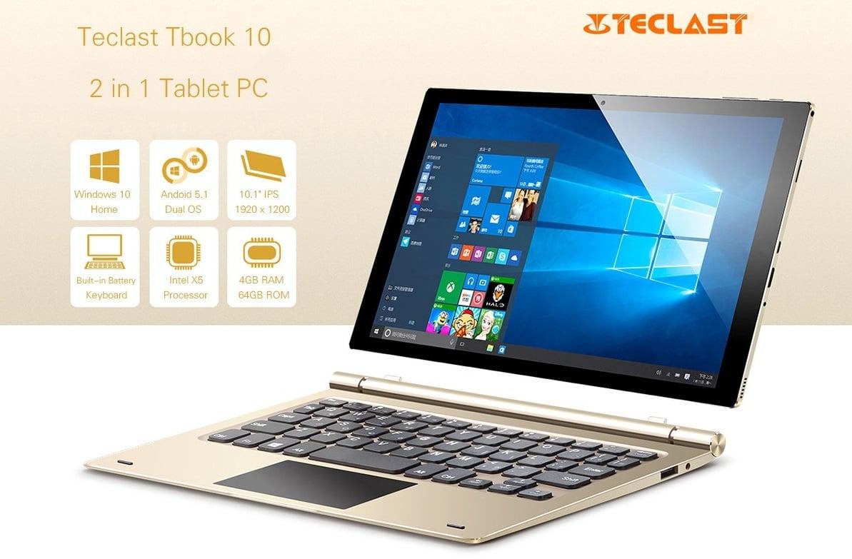 Teclast Tbook 10 to kolejna po Chuwi HiBook hybryda z Dual Boot 19