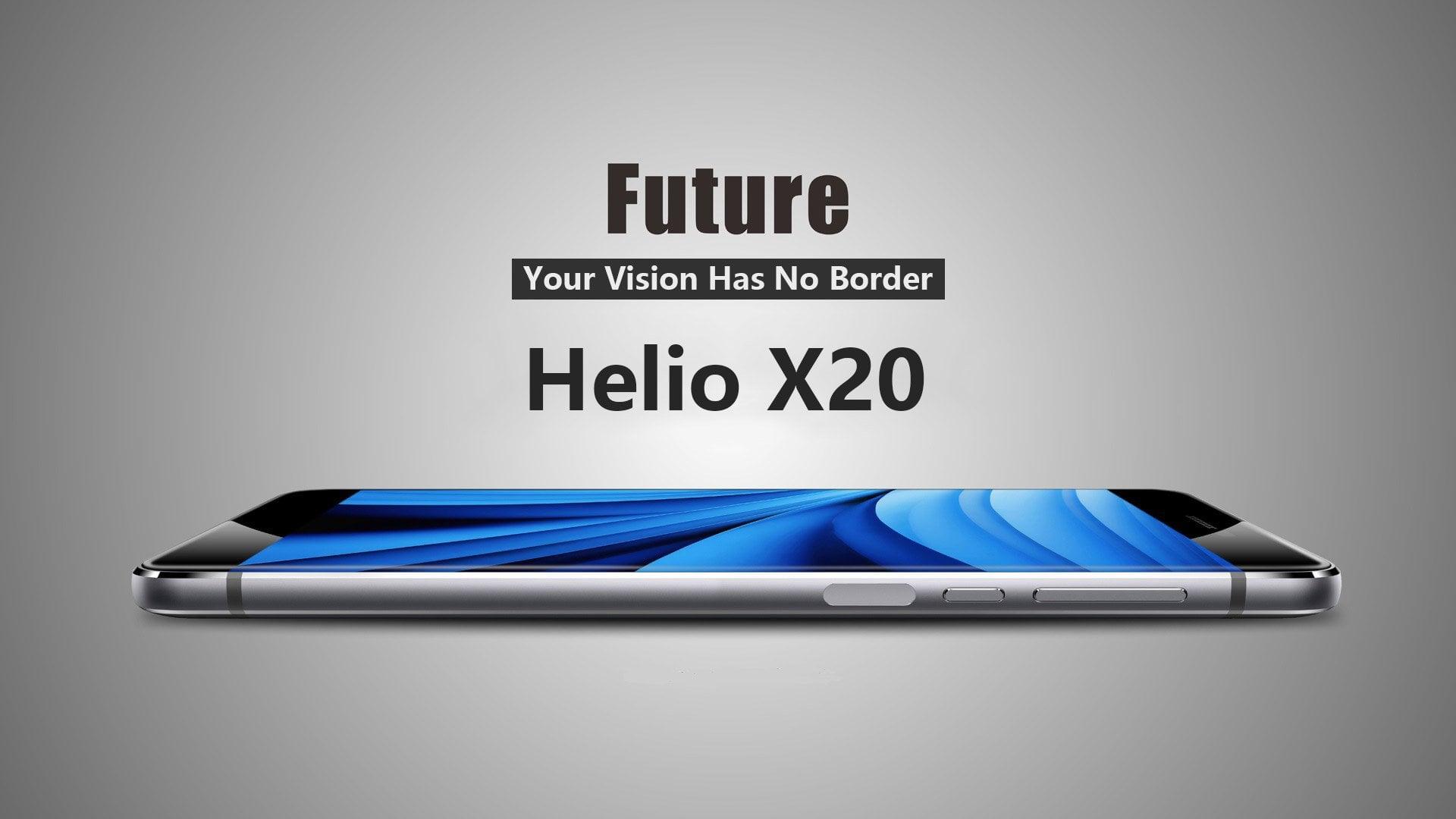 Ulefone Future MediaTek Helio X20