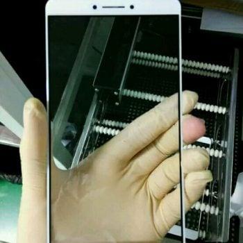 Tabletowo.pl Panel przedni 6,4-calowego Xiaomi Max uchwycony na zdjęciu Android Plotki / Przecieki Smartfony Xiaomi