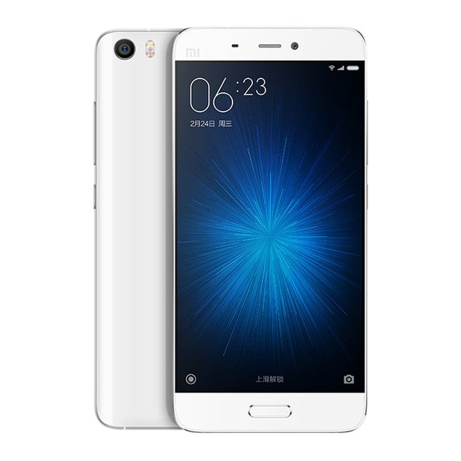 Xiaomi Mi 5 white biały