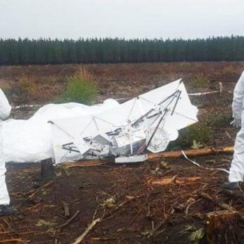 Jeden z balonów Google Loon rozbił się w Chile 19
