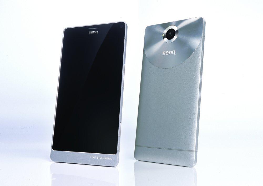 Tabletowo.pl Rozdzielczość 2560x1440 pikseli w ekranie smartfona to mało? Poznajcie BenQ F55 Ciekawostki Krótko Plotki / Przecieki Smartfony