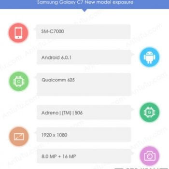 galaxy-c7-specifications