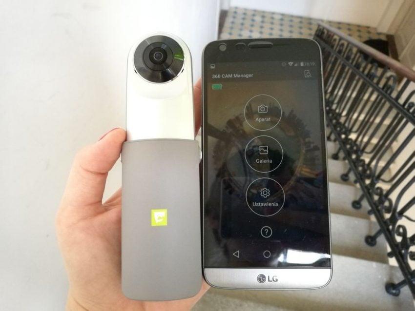 Tabletowo.pl LG G5 - przykładowe zdjęcia, wideo i polskie ceny modułów Android LG Smartfony