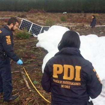 Jeden z balonów Google Loon rozbił się w Chile 18