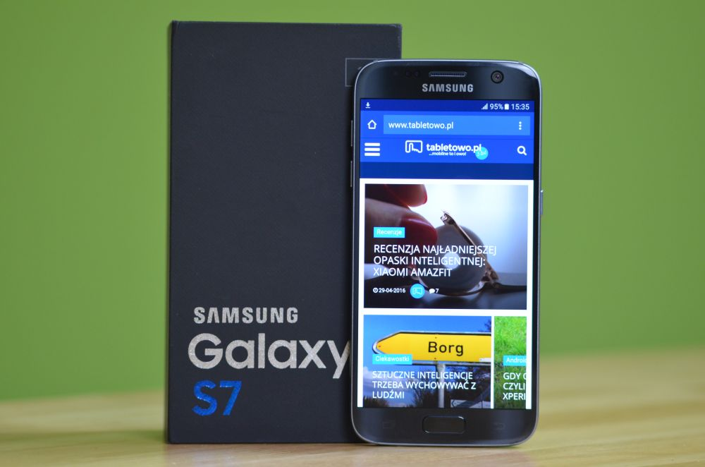 Pół roku z Samsungiem Galaxy S7 16