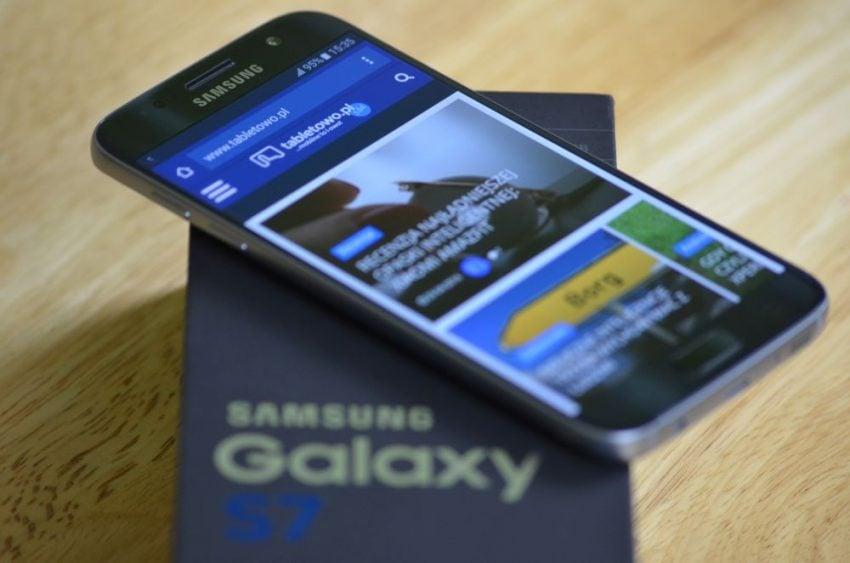 Tabletowo.pl Tak dobrej galaktyki jeszcze nie było. Miesiąc z Samsungiem Galaxy S7 Android Opinie Recenzje Samsung Smartfony