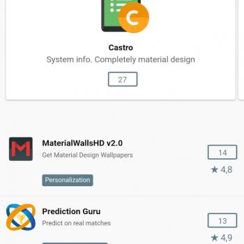 Tabletowo.pl Jeśli kochasz Material Design, ta apka jest dla ciebie Android Aplikacje Nowości