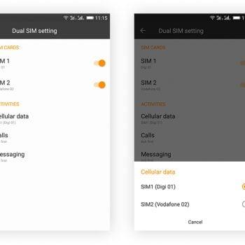 Tabletowo.pl Smartfony Allview z nowym interfejsem - VisualUI 1.0 Allview Android Oprogramowanie Smartfony