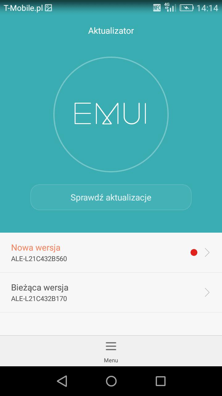 Sprzedażowy hit Huawei już z najnowszą wersją Androida! Marshmallow dostępny dla P8 Lite 22