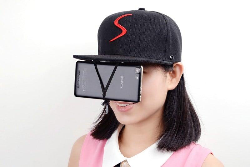Cubot gogle VR