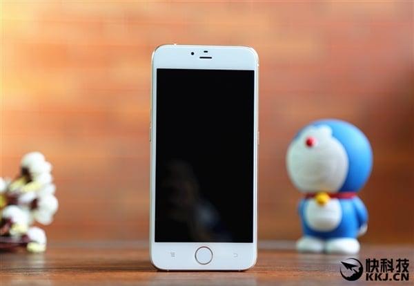 DOOV L8 Plus to kolejny klon iPhone'a 6S Plus. Ale mimo wszystko zapowiada się ciekawie 27
