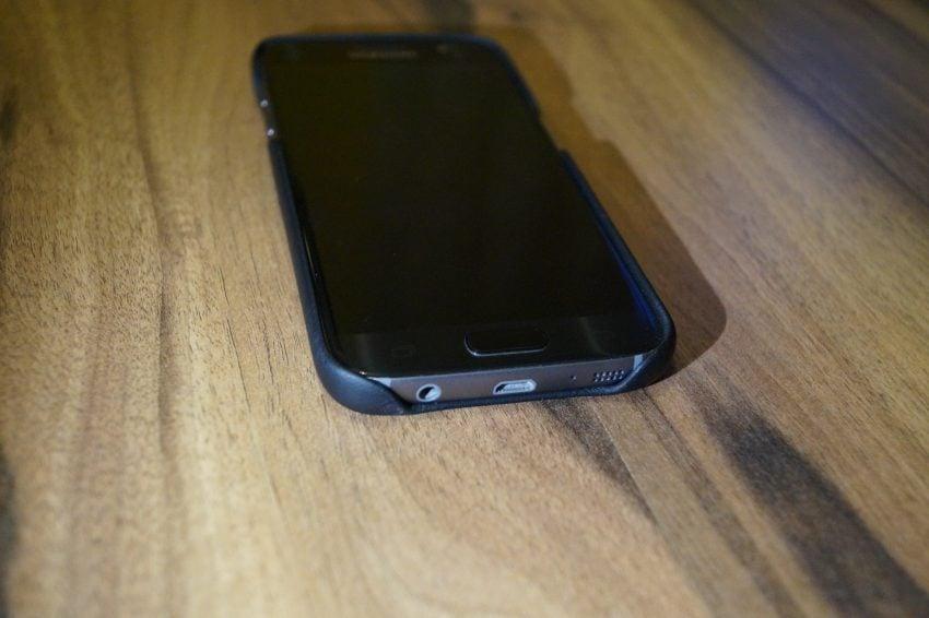 Tabletowo.pl Recenzja Leather Cover dla Samsunga Galaxy S7 Akcesoria Opinie Recenzje Samsung