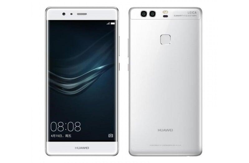 Huawei P9 Plus white biały