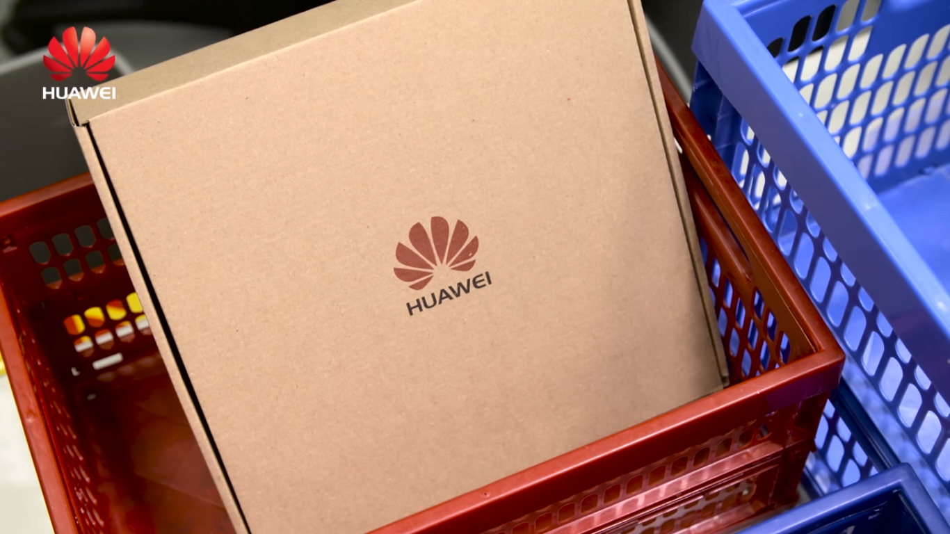 Huawei serwis
