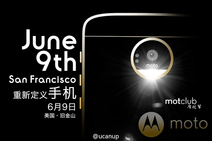 Lenovo Motorola Moto Z