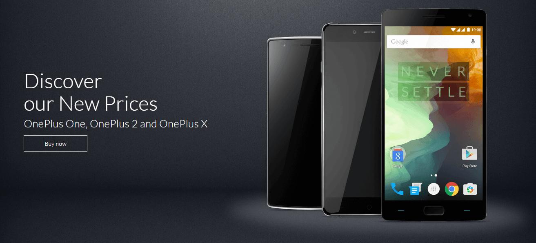 OnePlus obniża ceny OnePlus 2 i OnePlus X - domyślacie się, dlaczego, prawda? (aktualizacja) 17