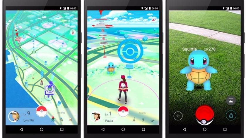 Pokemon GO coraz bliżej. Na razie - Pokeballami rzucają w USA 23