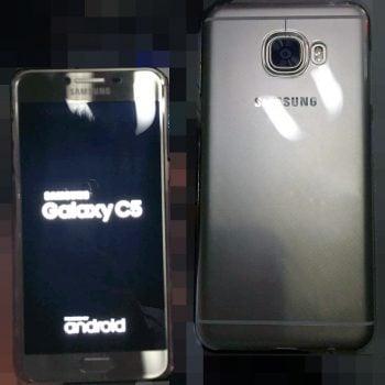 Samsung Galaxy C5 1