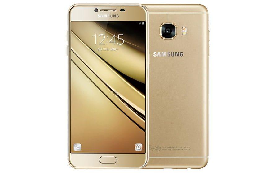 Tabletowo.pl Samsung zaprezentował jednak dziś nie tylko Galaxy C5, ale też Galaxy C7 Android Nowości Samsung Smartfony