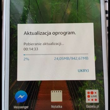 Samsung Galaxy S5 Android 6.0.1 Marshmallow  1
