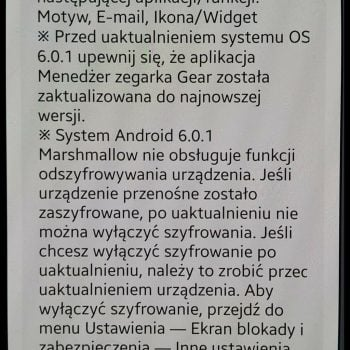 Samsung Galaxy S5 Android 6.0.1 Marshmallow 2