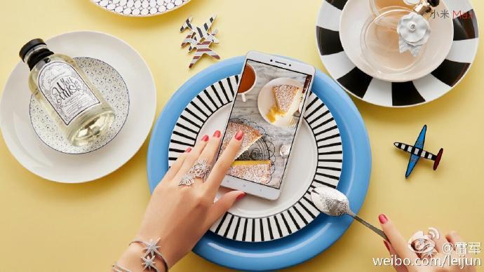 Tabletowo.pl Xiaomi Max na oficjalnych grafikach promocyjnych Android Smartfony Xiaomi
