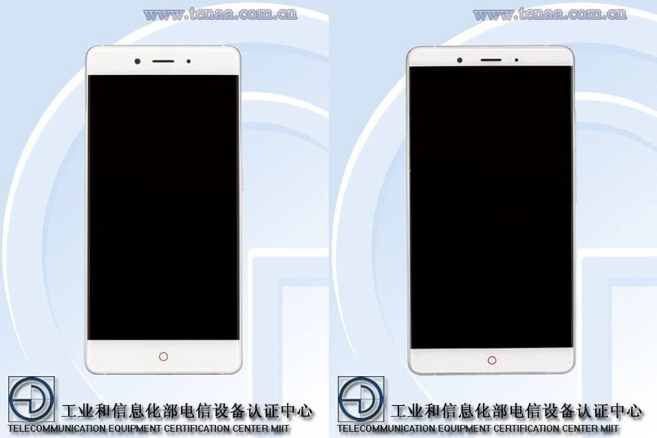 Tabletowo.pl Dzięki TENAA wiemy już, jak będą wyglądały oraz co zaoferują Nubia Z11 i Nubia Z11 Max Android Smartfony ZTE