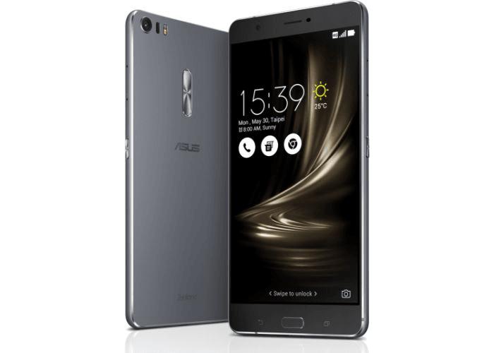 """Tabletowo.pl Asus Zenfone 3 Ultra i Zenfone 3 Deluxe - dla lubiących duże przekątne. 5,7"""" i... 6,8"""" Android Asus Smartfony"""