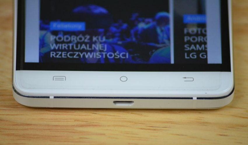 Recenzja zaskakująco dobrego taniego smartfona z 3GB RAM - Cubot H2 22