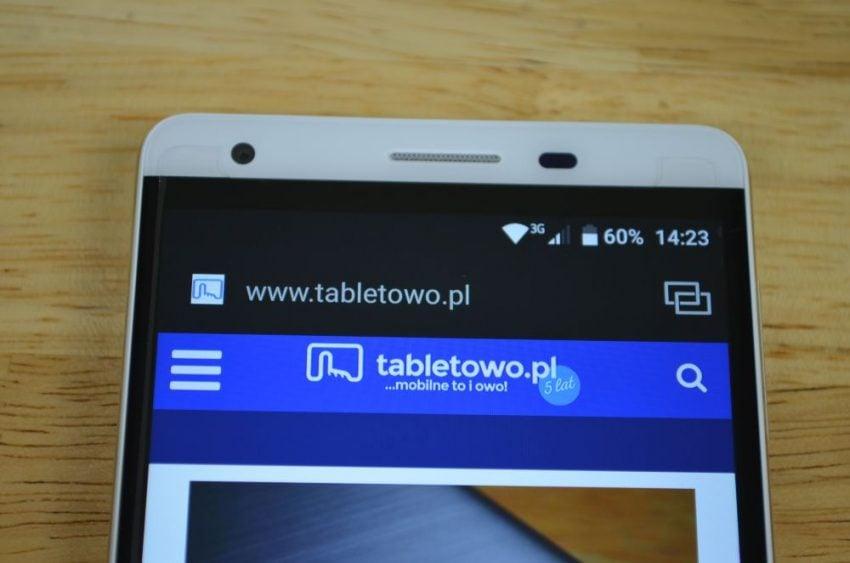 Recenzja zaskakująco dobrego taniego smartfona z 3GB RAM - Cubot H2 23