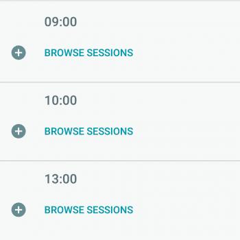 Tabletowo.pl Konferencja Google I/O 2016 coraz bliżej - oficjalna aplikacja zaktualizowana Android Google Producenci Wydarzenia