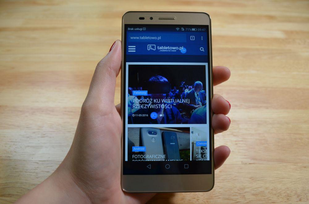 Honor 5X to kolejny bestseller Huawei. Sprzedano już ponad 8 milionów sztuk 21
