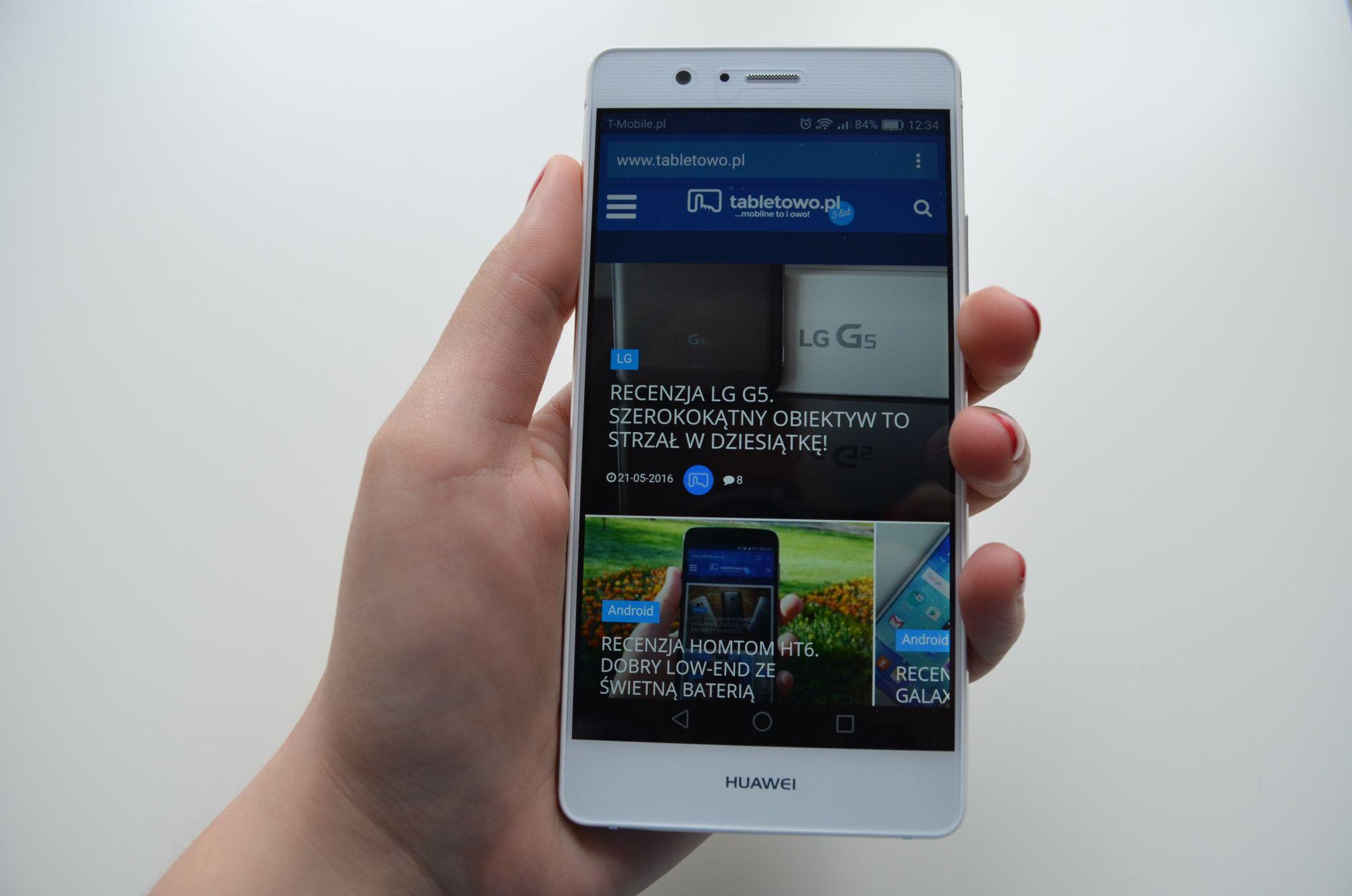 Tabletowo.pl Przesiadłam się z Huawei P9 na Huawei P9 Lite - pierwsze wrażenia Android Huawei Nowości Smartfony