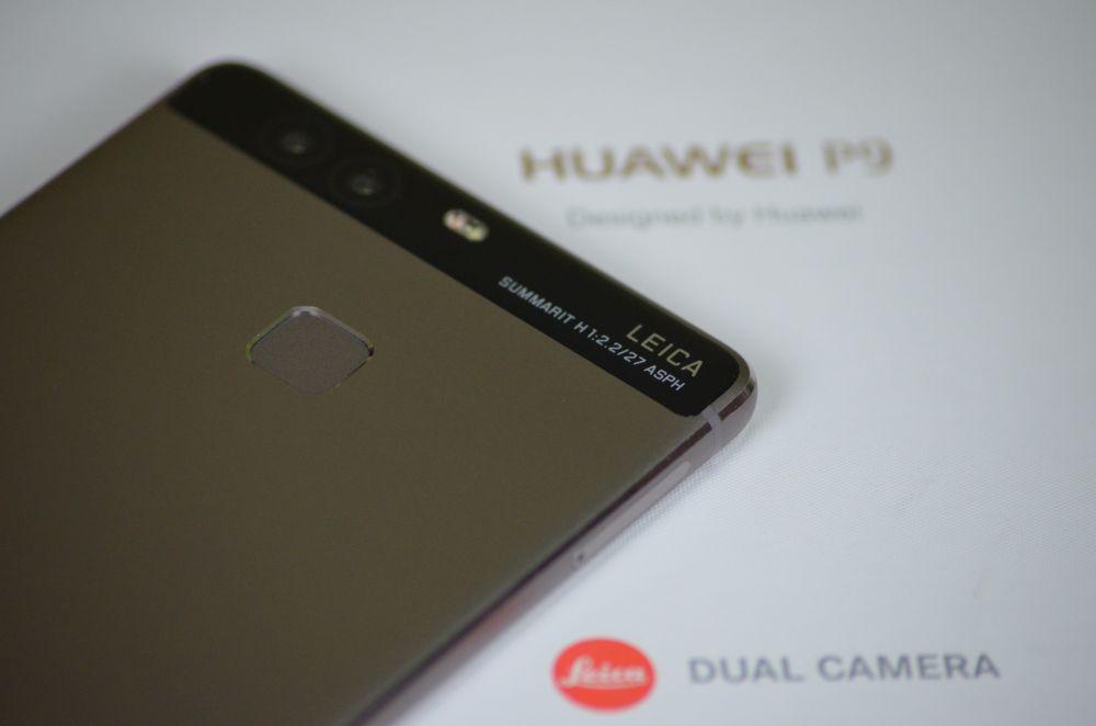 smartfon Huawei P9 smartphone