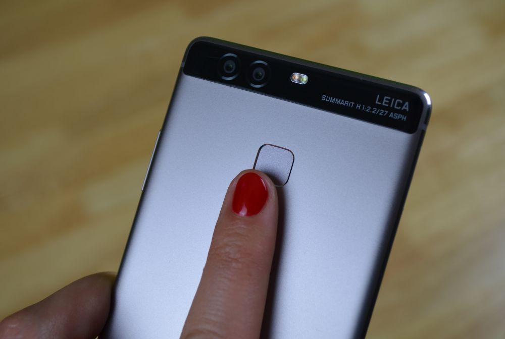 Tabletowo.pl Szykuje się zmiana - Huawei P10 ze skanerem linii papilarnych pod ekranem, a nie z tyłu Android Huawei Plotki / Przecieki Smartfony