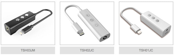 iPhone 7 3,5 mm jack audio Ligthning accessories