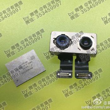 iPhone 7 Plus aparat pamięć flash 3