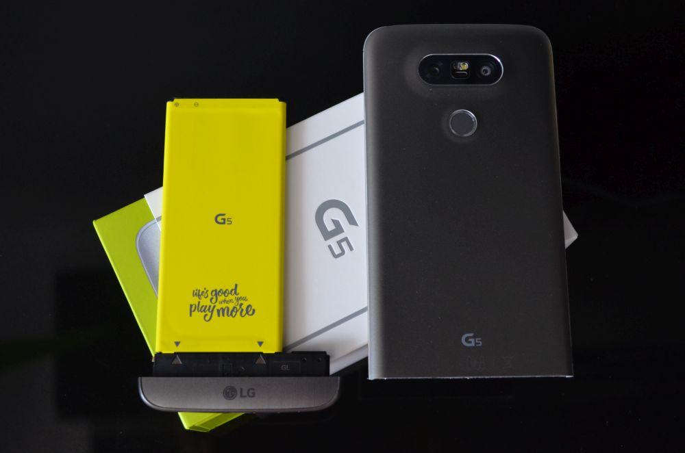 Tabletowo.pl Aktualizacja do Androida 8.0 Oreo wreszcie dostępna dla LG G5 w Polsce! Aktualizacje Android LG Smartfony