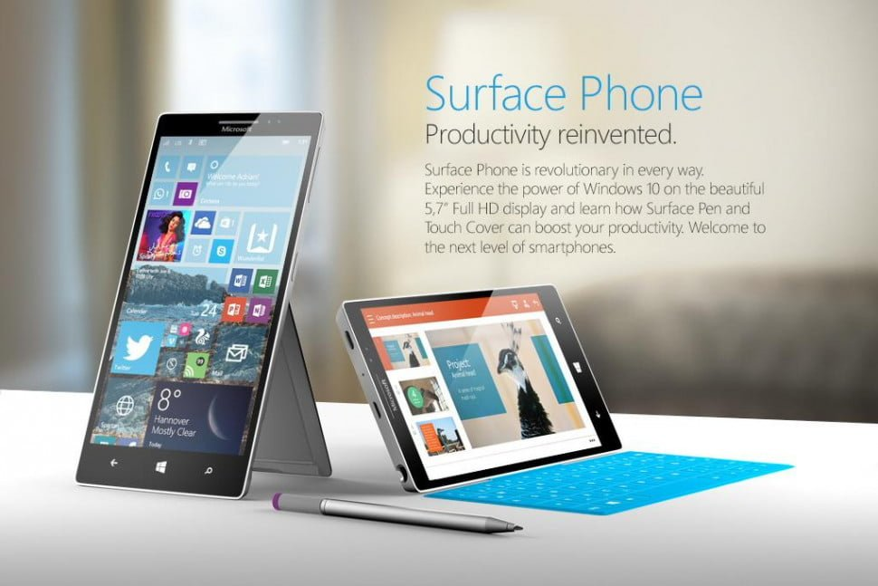 Tak będzie wyglądał Surface Phone? 18