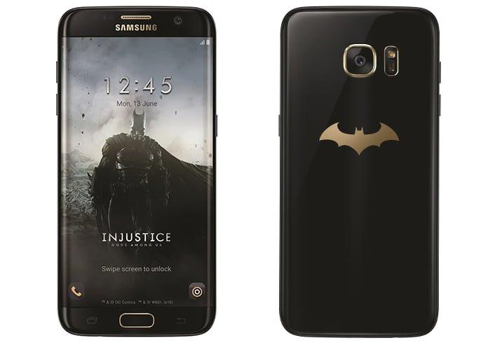 Samsung stworzył smartfon dla Batmana 19