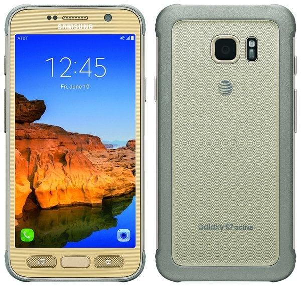 Samsung Galaxy S7 Active może być najbrzydszym smartfonem w ofercie firmy 22