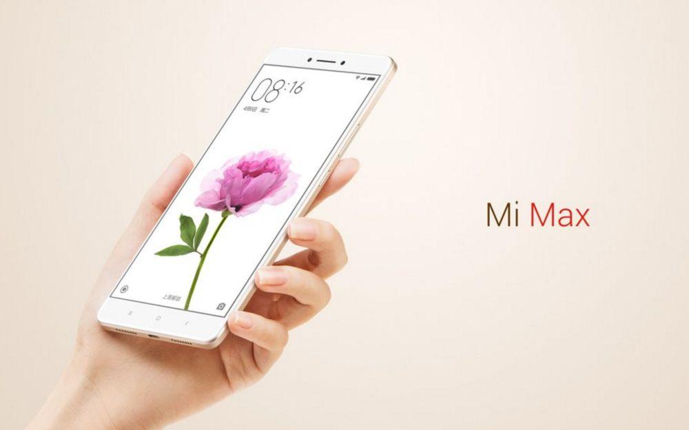 W dwa miesiące Xiaomi sprzedało ponad 1,5 miliona sztuk Mi Max 33