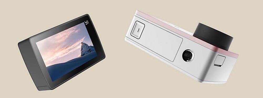 Xiaomi Yi II z nagrywaniem w 4K i dotykowym ekranem - nowość w sam raz na wakacje 23