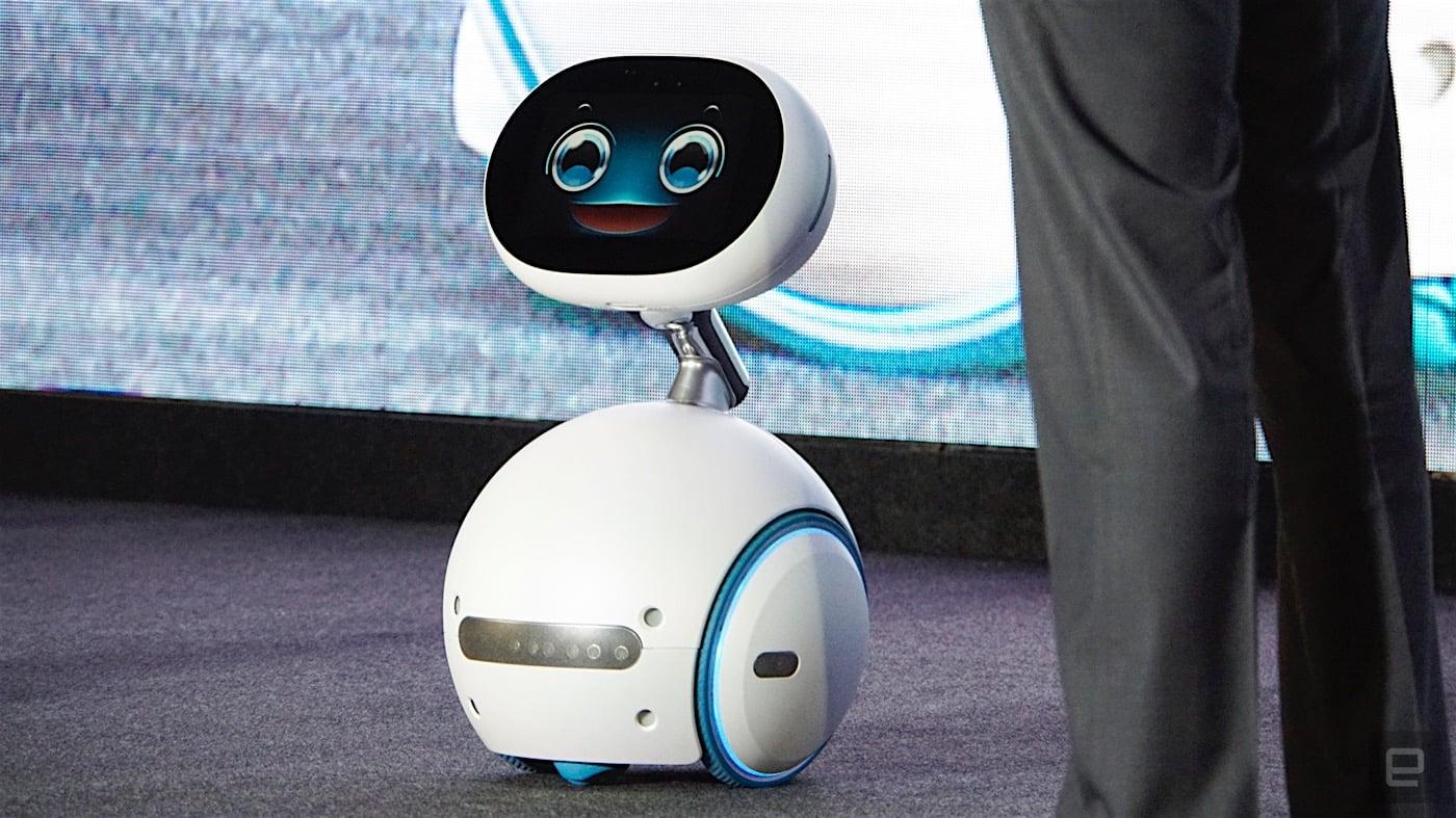 Nadchodzi WALL-E od ASUSa - robot, który będzie się za tobą toczył 18