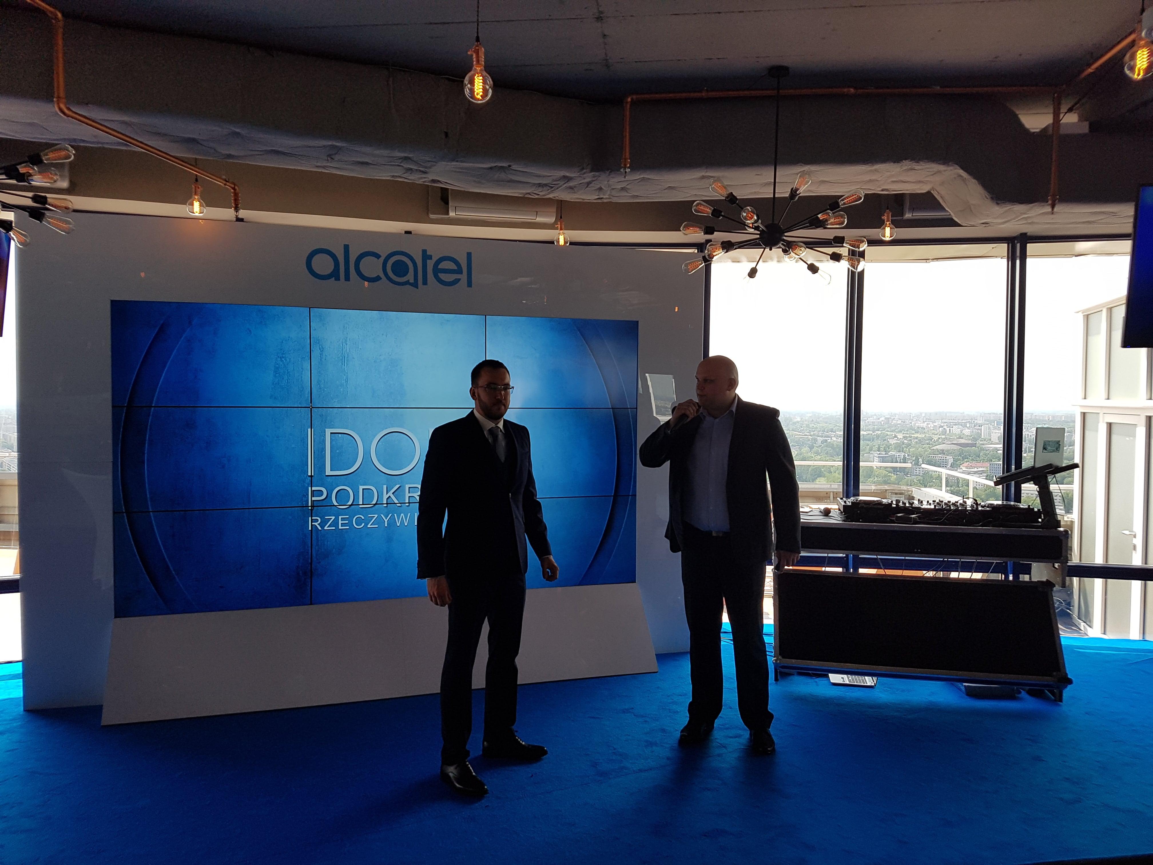 Dwa potencjalne hity Alcatela - Idol 4 i Idol 4S - oficjalnie zapowiedziane w Polsce 29