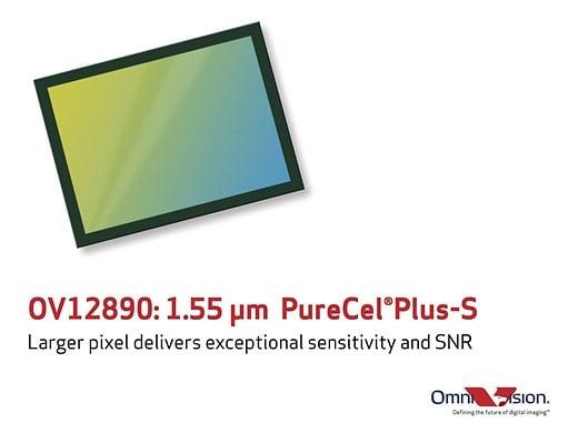 Tabletowo.pl OmniVision OV12890 to nowy, 12 Mpix sensor przeznaczony do smartfonów z najwyższej półki Smartfony