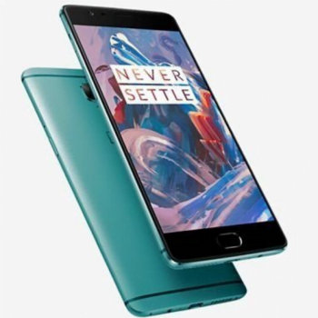 OnePlus 3 green zielony