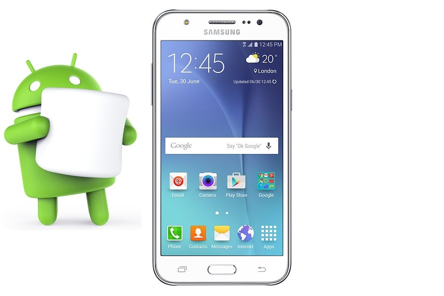 A to ci niespodzianka! Zeszłoroczny Galaxy J5 otrzymał aktualizację do Androida 6.0 Marshmallow! 17