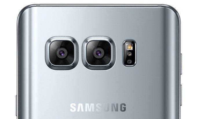 Tabletowo.pl Galaxy Note 7 Edge ma mieć nie tylko obustronnie zakrzywiony wyświetlacz, ale i podwójny aparat Android Plotki / Przecieki Samsung Smartfony